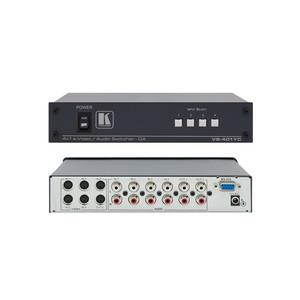 Коммутаторы S-Video (YC) и аудио
