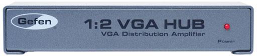 Усилители-распределители - компьютерная графика (VGA)