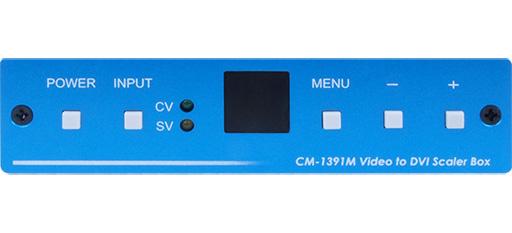 Масштабаторы - Многоформатное видео, графика (VGA), DVI