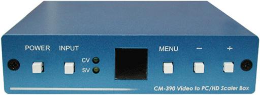 Масштабаторы - Многоформатное видео, компьютерная графика (VGA)