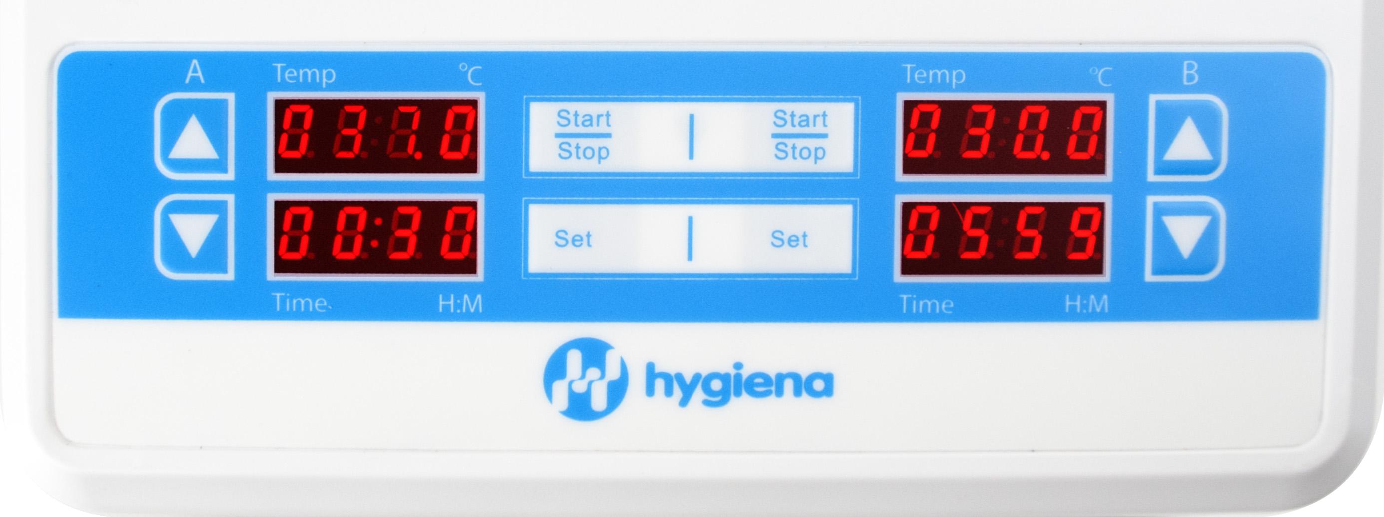 Лабораторный вариант инкубатора (incubator2)