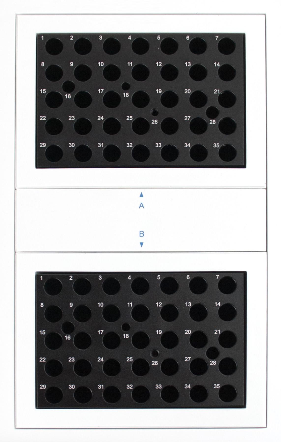 Блоки для инкубатора (1) IB001 & (1) IB002