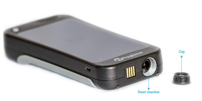 Съемная камера считывания