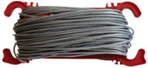 Вспомогательный трос на держателе LUX из комплекта МАГ-05.2