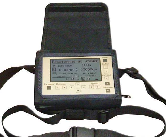 Рефлектометр СОВА в сумке