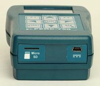 порт mini USB и micro SD