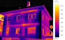 Отслеживание строительных дефектов и обеспечение качества строительства с тепловизором Testo 875-1